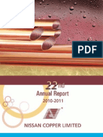 NCL Annual Report 2010-11