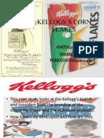 KELLOGS'S CORNFLAKES