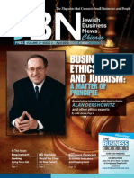 Jewish Business News - April 2012
