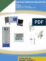 Entrenadores Telecomunicaciones Imagen y Sonido (Febrero 2011)