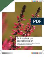 En Handbok Om Brukarrevision