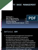 Activity Base Management