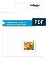 True Position Guide to Location Technologies