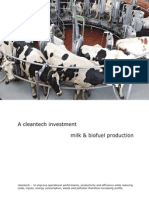East Dairies - Cleantech