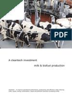 East Dairies - Cleantech