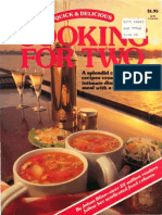 Cooking for Two - Johna Blinn
