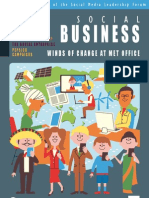 Social Business Q1 2012- Quarterly magazine of the Social Media Leadership Forum