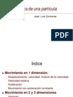 Cinematica-1d nueva
