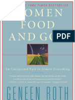 Women Food and God - An Unexpected Path to Almost Everything by Geneen Roth (excerpt)