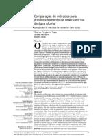 Ambiente Construído_2011_Comparação de métodos para dimensionamento de reservatórios de água pluvial