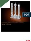 Buyers Guide Outdoor Instrument Transformers Ed 6.1 En