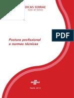 SEBRAE Estética Qualidade dos serviços - Postura profissional e normas técnicas