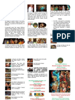 Associação Folclórica Reisado Sergipano e Bumba Meu Boi de Guarujá 2012
