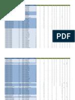 Listado carreras disputadas (26-03-12)