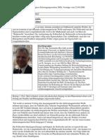 Konstantin Meyl Skalarwellentheorie Bei Axis Mundi 2006