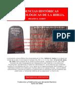 evidencias arqueológicas bíblicas