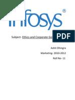 Infosys Report