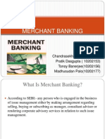 Merchant Banking (1)