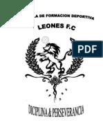 Escuela de Formacion Deportiva Los Leones