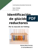 Identificación de glúcidos