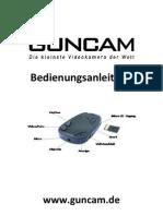 GunCam Bedienungsanleitung