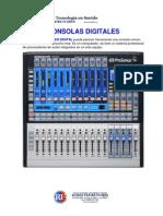 CURSO CONSOLAS DIGITALES