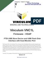 VDAPFirmwareSpec