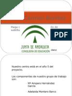 Grupo trabajo CEIP Carmen Benítez