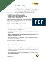Checklist Schoolkeuze in 4 Fasen