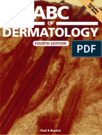 ABC of Dermatology[1] | Psoriasis | Cutaneous Conditions