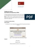 UMinho SCOM Eduroam Linux PEAP Conf Manual PT