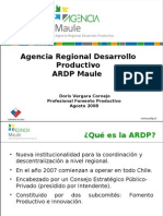 Agencia Regional Doris Vergara, Seminario Competencias Agosto 2008