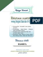 Kajian Ilmiah tentang Integrasi Sains Dan Al-Quran PDF