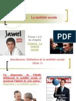 thème mobilité sociale 2011- 2012