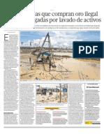 Minería Ilegal y Empresas