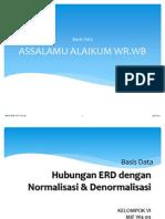 Hub.erd Normalisasi Denormalisasi