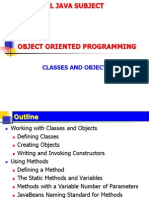 Part4-Object Oriented Programming