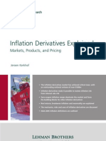 19601807 Lehman Brothers Kerkhof Inflation Derivatives Explained Markets Products and Pricing