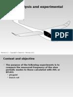 XFLR5 Mode Measurements