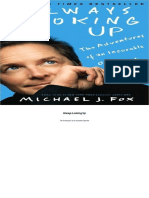 Always Looking Up_ the Adventures of an Incurable Optimist - Michael J. Fox-Viny