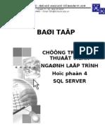 Bai Tap - Hp4 - SQL Server 2000 (New)