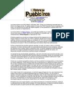 Incas - Peru