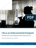 Life as an Undocumented Immigrant