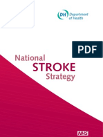 Stroke Stratergy