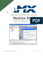 NetLinxStudio.OperationReferenceGuide[1] - 副本