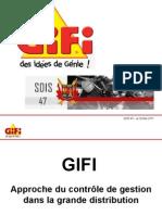 CdG groupe Gifi