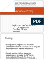 Introduccion a Prolog