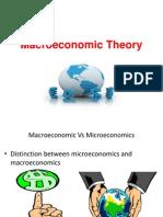 Macroeconomic Theory1