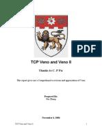 TCP Veno and Veno II