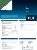 Manual Iluv 153